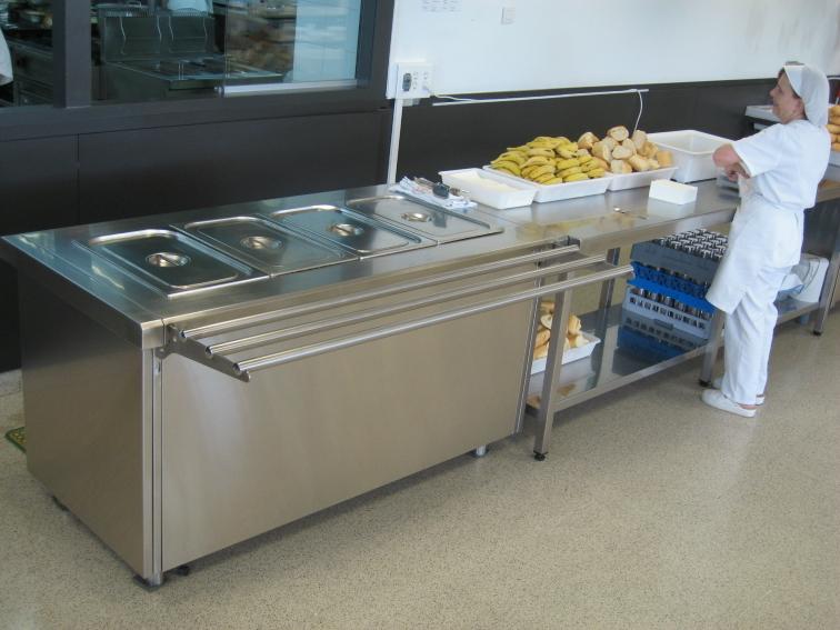 Extractor De Baño Para Que Sirve:servicio de bandejas poniendo una mesa caliente baño maría para que