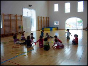 gimnasioa